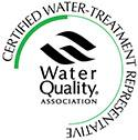 Certified Water Treatment Representative (CWR)