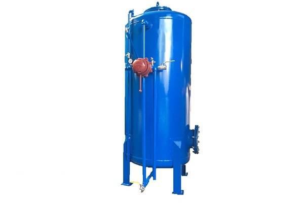 تصفیه آب صنعتی مدرسن
